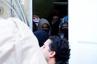 CURITIBA, PR, 04.11.2016 – EDUCAÇÃO-PR –  Estudantes ocupam o prédio histórico da Universidade Federal do Paraná (UFPR) na tarde desta sexta-feira (04) no centro de Curitiba (PR). (Foto: Paulo Lisboa/Brazil Photo Press)