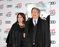 LOS ANGELES - NOV 20:  Marianela Sandoval, Arturo Sandoval at the AFI Gala - Richard Jewell Premiere at TCL Chinese Theater IMAX on November 20, 2019 in Los Angeles, CA