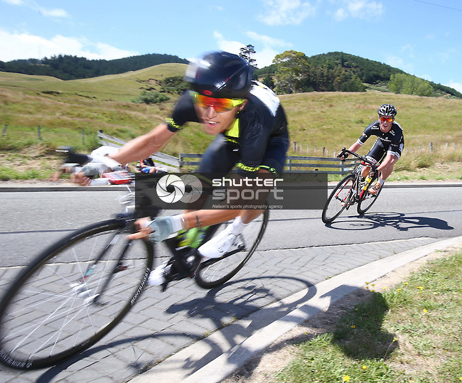 Tineli Tour de Vineyards 2015 Stage 5 Hill St Circuit  Saturday 3rd Janurary 2015. Photo: Evan Barnes/www.shuttersport.co.nz
