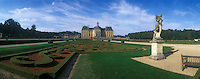 Europe/France/Ile-de-France/77/Seine-et-Marne/Maincy : château de Vaux-Le-Vicomte