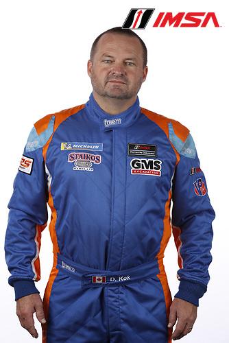 #61 Conquest / GRS Racing Norma M30, LMP3: Danny Kok