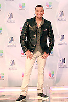 MIAMI, FL- July 19, 2012:  Victor Manuelle at the 2012 Premios Juventud at The Bank United Center in Miami, Florida. © Majo Grossi/MediaPunch Inc. /*NORTEPHOTO.com*<br />