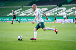 Davy Klaassen (Werder Bremen #30)<br /> <br /> <br /> Sport: nphgm001: Fussball: 1. Bundesliga: Saison 19/20: 34. Spieltag: SV Werder Bremen vs 1.FC Koeln  27.06.2020<br /> <br /> Foto: gumzmedia/nordphoto/POOL <br /> <br /> DFL regulations prohibit any use of photographs as image sequences and/or quasi-video.<br /> EDITORIAL USE ONLY<br /> National and international News-Agencies OUT.