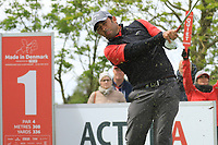 Pablo Larrazabal (ESP) during the final round of the Made in Denmark presented by Freja, played at Himmerland Golf & Spa Resort, Aalborg, Denmark. 26/05/2019<br /> Picture: Golffile   Phil Inglis<br /> <br /> <br /> All photo usage must carry mandatory copyright credit (© Golffile   Phil Inglis)