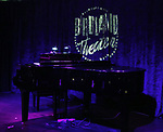 Onstage atmosphere at Birdland Theater during the Media Open House Cocktail Party at the Birdland Theater on September 20, 2018 in New York City.