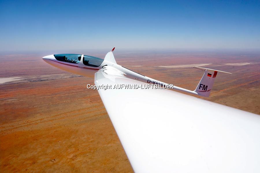 ASG32 MI ueber der Kalahari