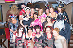 5760-5764.---------.Spooky .------.Staff from Debenhams,ManorWest shopping centre Tralee,having a scary time at their Halloween party in the AbbeyInn Tralee last Saturday night..-------------------------------------------------------------------------------------------------------------------------------------..
