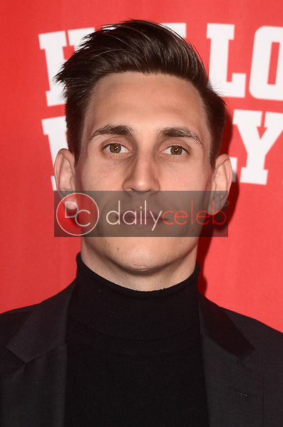 John Krause<br /> at the Hello Dolly! Los Angeles Premiere, Pantages Theater, Hollywood, CA 01-30-19<br /> David Edwards/DailyCeleb.com 818-249-4998