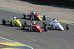 Scottish Formula Ford : Knockhill : 08/09 May 2010