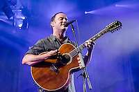 Dave Matthews of Dave Matthews Band performs during Summer 2013 at Cruzan Amphitheatre, West Palm Beach, FL, July 19, 2013