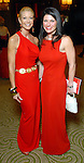Patti Murphy and Laura Davenport at the American Heart Association Heart Ball at the Hilton Americas Houston Saturday Feb 07, 2009.(Dave Rossman/For the Chronicle)