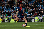 SD Huesca's Luis Ezequiel 'Chimy' Avila during La Liga match between Real Madrid and SD Huesca at Santiago Bernabeu Stadium in Madrid, Spain.March 31, 2019. (ALTERPHOTOS/A. Perez Meca)