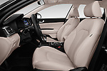 Front seat view of 2016 KIA Optima Sense 4 Door Sedan Front Seat  car photos