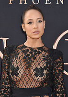 """HOLLYWOOD, CA - JUNE 04: Dania Ramirez arrives at the Premiere Of 20th Century Fox's """"Dark Phoenix"""" at TCL Chinese Theatre on June 04, 2019 in Hollywood, California.<br /> CAP/ROT/TM<br /> ©TM/ROT/Capital Pictures"""