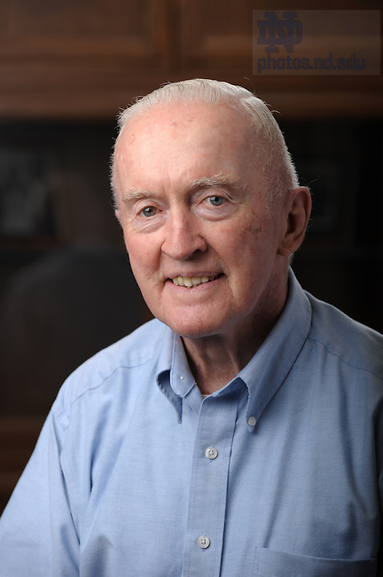 Law School Professor Charles Rice..Photo by Matt Cashore/University of Notre Dame