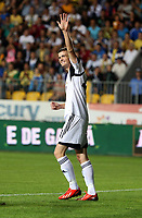 Thursday 29 August 2013<br /> Pictured: Rory Donnelly.<br /> Re: Petrolul Ploiesti v Swansea City FC UEFA Europa League, play off round, 2nd leg, Ploiesti, Romania.