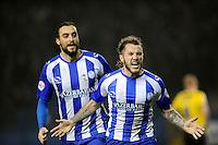 Sheffield Wednesday v Wigan 29.11.14