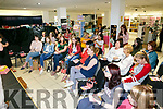At the CH Chemist beauty masterclass with Sinead Kavanagh on Saturday
