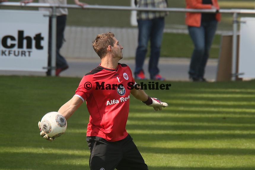 Kevin Trapp - Eintracht Frankfurt Training