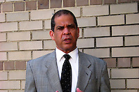 José Cabral, presidente del Movimiento Dominicanos por el Orgullo Nacional (DON. Fuente externa.