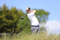 Geoff Lenehan (Portmarnock) during the 1st round of the East of Ireland championship, Co Louth Golf Club, Baltray, Co Louth, Ireland. 02/06/2017<br /> Picture: Golffile | Fran Caffrey<br /> <br /> <br /> All photo usage must carry mandatory copyright credit (&copy; Golffile | Fran Caffrey)