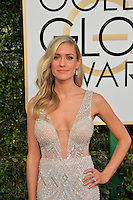 Kristin Cavallari at the 74th Golden Globe Awards  at The Beverly Hilton Hotel, Los Angeles USA 8th January  2017<br /> Picture: Paul Smith/Featureflash/SilverHub 0208 004 5359 sales@silverhubmedia.com