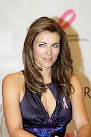 Liz Hurley at a fundraiser autograph session for breast Cancer,in Montreal CANADA, September 27, 2006
