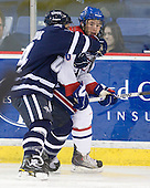 Mike Borisenok (UNH - 14), Daniel Furlong (Lowell - 6) - The visiting University of New Hampshire Wildcats defeated the University of Massachusetts-Lowell River Hawks 3-0 on Thursday, December 2, 2010, at Tsongas Arena in Lowell, Massachusetts.