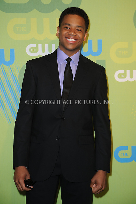 WWW.ACEPIXS.COM . . . . . ....May 21 2009, New York City....Actor Tristan Wilds arriving at the 2009 The CW Network UpFront at Madison Square Garden on May 21, 2009 in New York City.....Please byline: KRISTIN CALLAHAN - ACEPIXS.COM.. . . . . . ..Ace Pictures, Inc:  ..tel: (212) 243 8787 or (646) 769 0430..e-mail: info@acepixs.com..web: http://www.acepixs.com