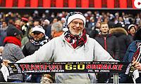 Ralf Schmidt wünscht sich zum letzten Spieltag vor Weihnachten gegen Schalke wieder so einen Sieg wie im DFB-Pokal am 25.10.2005, als Eintracht mit 6:0 siegte - 16.12.2017: Eintracht Frankfurt vs. FC Schalke 04, Commerzbank Arena, 17. Spieltag Bundesliga