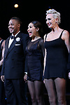 "Cuba Gooding Jr. returns to Broadway in ""Chicago"" with Bianca Marroquin and Amra-Faye Wright on October 9, 2018 at the Ambassador Theatre in New York City."