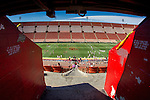 Los Angeles, CA 04/22/16 - The Los Angeles Memorial Coliseum is home for the USC Trojans Women Lacrosse' team (#4) as they host the Stanford Cardinals (#8).