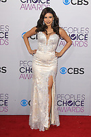 LOS ANGELES, CA - JANUARY 09: Mayra Veronica at the 39th Annual People's Choice Awards at Nokia Theatre L.A. Live on January 9, 2013 in Los Angeles, California. Credit: mpi21/MediaPunch Inc. /NORTEPHOTO