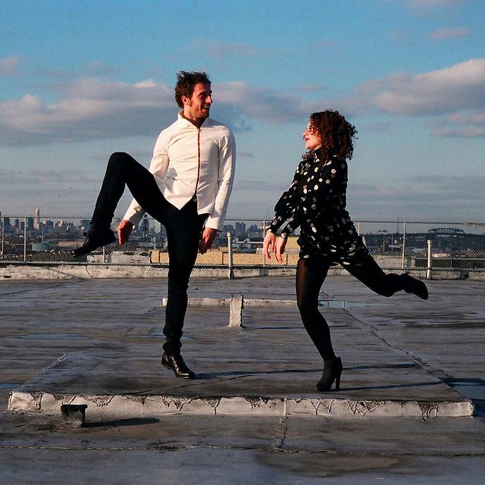 Liz Santoro & Gilles Polet