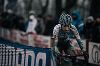Kevin Pauwels (BEL/Marlux-Napoleon Games)<br /> <br /> Elite Men's race<br /> UCI CX World Cup Namur / Belgium 2017