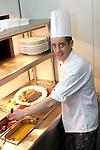 Chef John Quinn in O'Neills Restaurant, Duleek