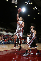 2 November 2006: Stanford Cardinal Brooke Smith during Stanford's 103-57 win against Chico State Wildcats at Maples Pavilion in Stanford, CA.