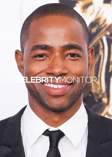 PASADENA, CA, USA - OCTOBER 10: Jay Ellis arrives at the 2014 NCLR ALMA Awards held at the Pasadena Civic Auditorium on October 10, 2014 in Pasadena, California, United States. (Photo by Celebrity Monitor)