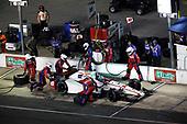 Verizon IndyCar Series<br /> Rainguard Water Sealers 600<br /> Texas Motor Speedway, Ft. Worth, TX USA<br /> Saturday 10 June 2017<br /> Tristan Vautier, Dale Coyne Racing Honda pit stop<br /> World Copyright: Michael L. Levitt<br /> LAT Images