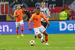 06.09.2019, Volksparkstadion, HAMBURG, GER, EMQ, Deutschland (GER) vs Niederlande (NED)<br /> <br /> DFB REGULATIONS PROHIBIT ANY USE OF PHOTOGRAPHS AS IMAGE SEQUENCES AND/OR QUASI-VIDEO.<br /> <br /> im Bild / picture shows<br /> <br /> Georginio WIJNALDUM (Niederlande / NED #08)<br /> <br /> während EM Qualifikations-Spiel Deutschland gegen Niederlande  in Hamburg am 07.09.2019, <br /> <br /> Foto © nordphoto / Kokenge