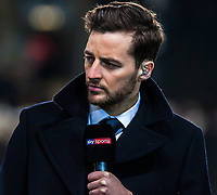 Ryan Mason on Sky Sports during the Sky Bet Championship match between Hull City and Sheff United at the KC Stadium, Kingston upon Hull, England on 23 February 2018. Photo by Stephen Buckley / PRiME Media Images.