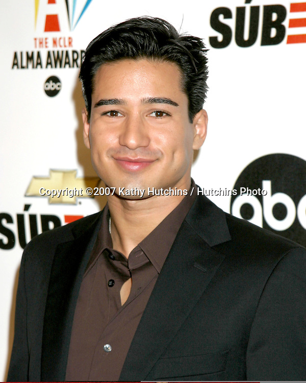 Mario Lopez.ALMA 2007 Nomination Announcements.Beverly Hilton Hotel.Beverly Hills, CA.April 16, 2007.©2007 Kathy Hutchins / Hutchins Photo....