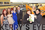 FASHION PASSION: Announcing details of the St Joseph's Secondary School annual fashion show which will be held on Friday, March 9th, front l-r: Christine Halpin, Bernadette Farrell (Parents' Council). Back l-r: Shannon O'Mahony, Cliodhna Lynch, Shannon Enright, Danny Warwick, Jennifer Brosnan.