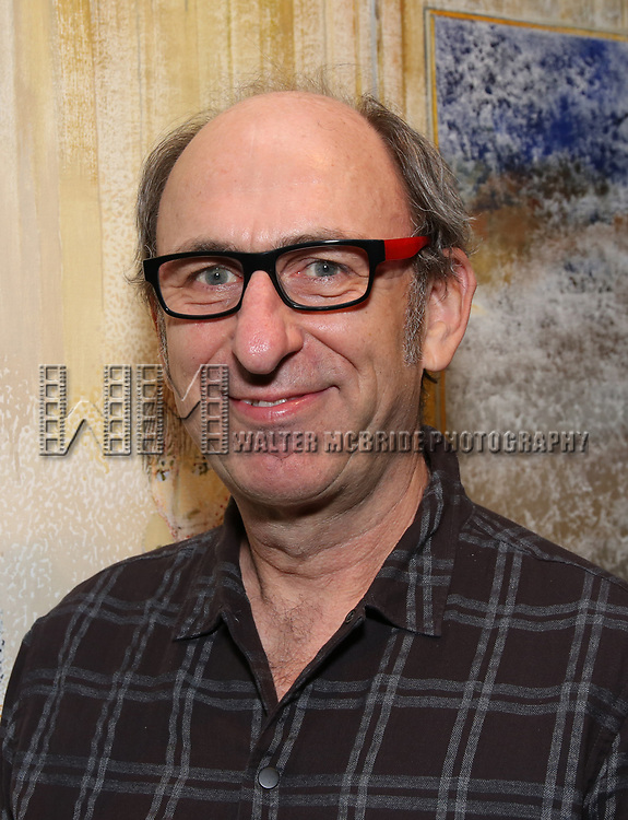 David Cale attends The Vineyard Theatre's Emerging Artists Luncheon at The National Arts Club on November 9, 2017 in New York City.