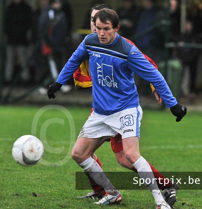 KSV De Ruiter : Davy Ghekiere.foto VDB / BART VANDENBROUCKE