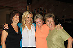 """General Hospital Kelly Sullivan """"Kate"""" & fans at Uncle Vinnie's Comedy Club on September 9, 2012 in Pt. Pleasant, New Jersey to see their fans for autographs, meet/greet and photos.  (Photo by Sue Coflin/Max Photos)"""