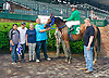 Darnluckyducky winning at Delaware Park on 5/18/15