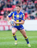 Picture by Allan McKenzie/SWpix.com - 04/03/2017 - Rugby League - Betfred Super League - Salford Red Devils v Warrington Wolves - AJ Bell Stadium, Salford, England - Declan Patton.