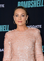 "LOS ANGELES, USA. December 11, 2019: Elisabeth Rohm at the premiere of ""Bombshell"" at the Regency Village Theatre.<br /> Picture: Paul Smith/Featureflash"