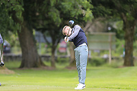 Josh Black (Lisburn) during the final round of the Connacht Boys Amateur Championship, Oughterard Golf Club, Oughterard, Co. Galway, Ireland. 05/07/2019<br /> Picture: Golffile | Fran Caffrey<br /> <br /> <br /> All photo usage must carry mandatory copyright credit (© Golffile | Fran Caffrey)